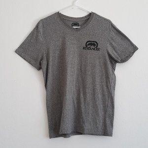 Ecko Unltd Black Rhino T-Shirt Size Medium Gray